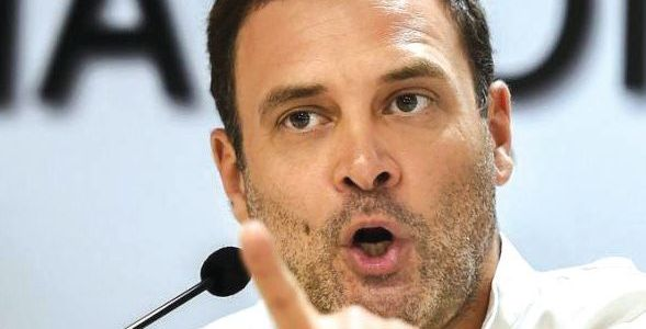Contempt plea: SC seeks Rahul Gandhi's explanation