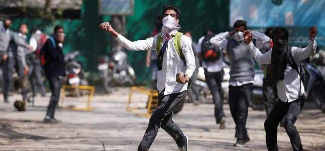 Significant in stone pelting incidents in J-K: Officials