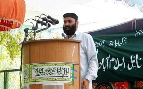 Hurriyat leader Hafizullah Mir shot dead by unidentifed gunmen in Achabal Anantnag