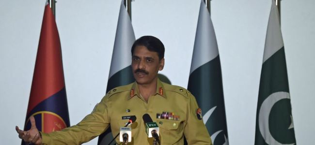 Indian fire being 'effectively responded' despite restricted liberty: Pak Army