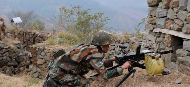 Army jawan killed, another injured in Pak firing along LoC in Poonch
