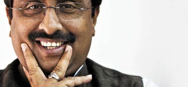 Guv rule is here to stay, says Ram Madhav