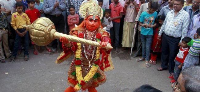 Hanuman was 'Dalit, slave of manuwadi' people: BJP MP