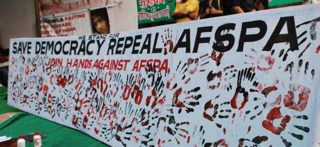 AFSPA's 'disturbed area' tag extended for 3 Arunachal districts, withdrawn from 3 others