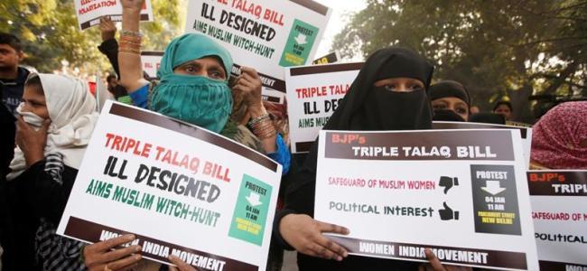 Rajya Sabha to discuss triple talaq bill on Monday
