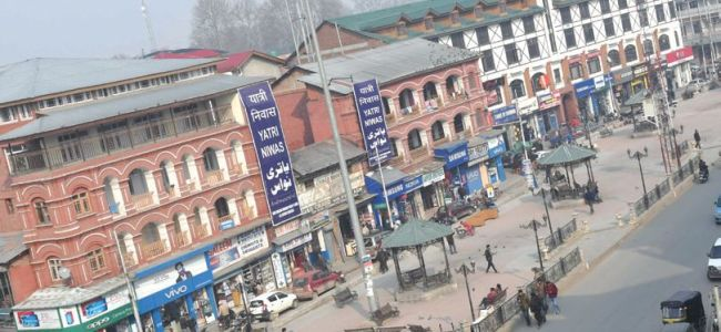 Kashmir limps back to normalcy