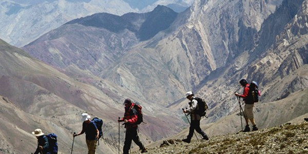 Centres approves new tourist, trekking routes in Ladakh