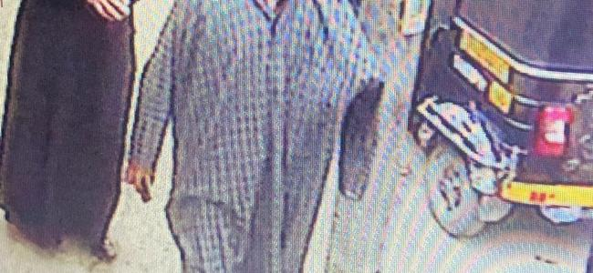 Police seeks help in identifying suspected in Scooty theft case