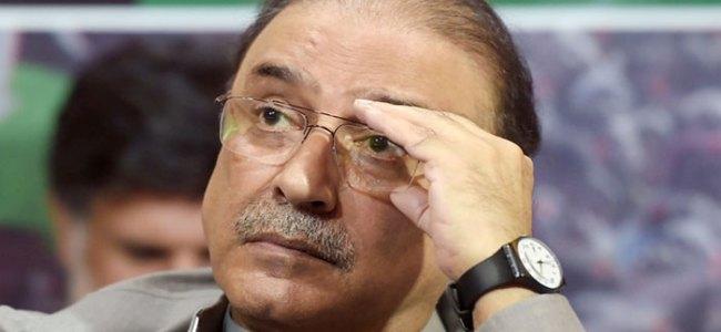 Former Pak Prez Asif Ali Zardari arrested in fake bank accounts case