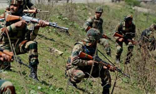 Encounter starts in Srinagar outskirt