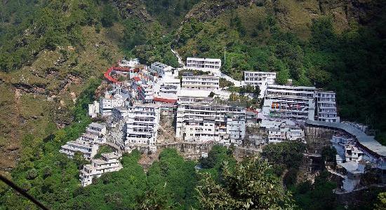 Vaishno Devi shrine expected to receive 85 lakh pilgrims this year