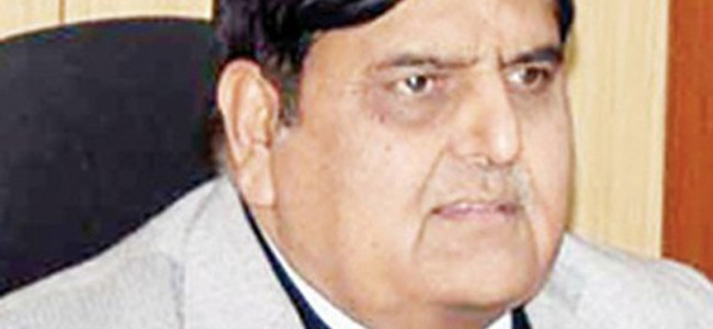 Vyas resigns as advisor to Governor; likely to be made UPSC member