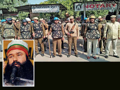 Journalist murder case: Sentencing of Dera Sacha Sauda chief, 3 others Thursday; security stepped up