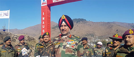 2018 has been a remarkable year for forces: Army commander