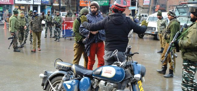 Pak informs India about possible IED attack in south Kashmir