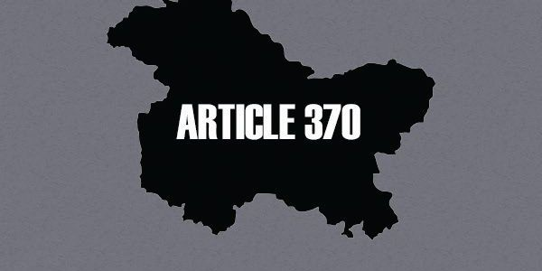 Abrogation of Article 370 unconstitutional, people of J&K bypassed: Petitioners to SC