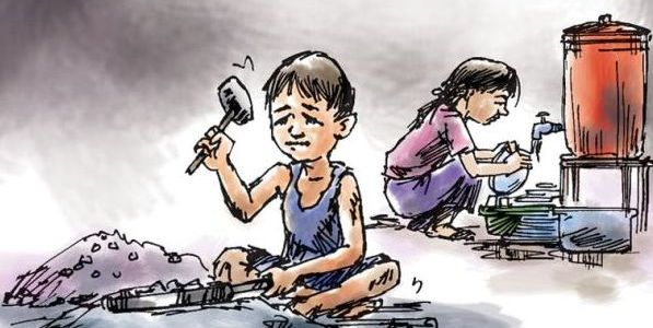 Child labor: Children are meant to learn and not to earn!