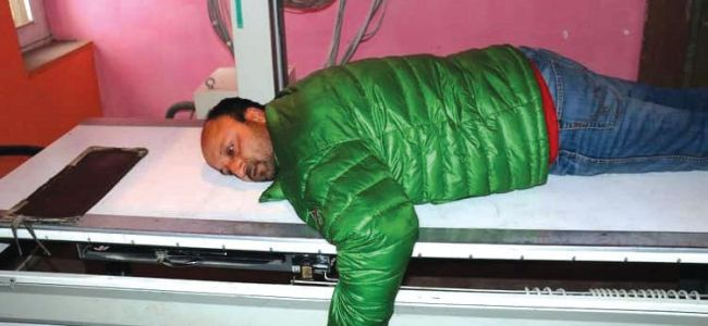 Four photojournalists targeted by forces in Shopian