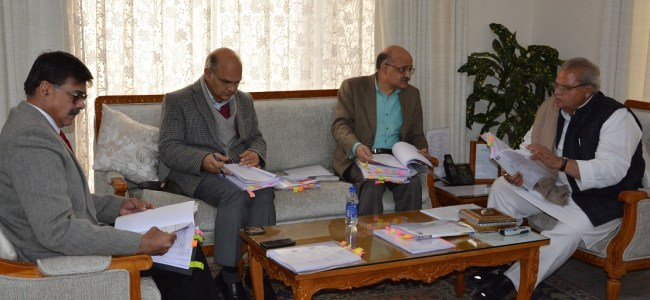 SAC approves notification of the 'Jammu and Kashmir Reimbursement of State Taxes' scheme to encourage investment in industrial sector