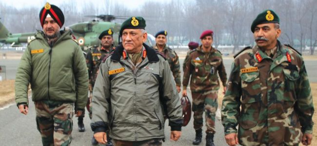 Complex security challenges a threat to territorial integrity: Gen Rawat