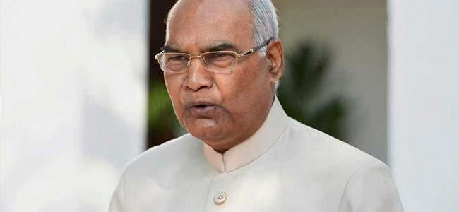 Eradication of 'Triple Talaq' and 'Nikah-Halala' imperative for ensuring women equality: Kovind