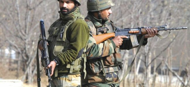 Militants attack army vehicle in Kulgam, two jawans injured