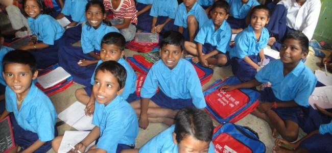 School children in Gujrat to yell 'Jai Hind', 'Jai Bharat' to mark their attendance