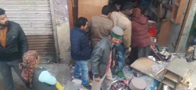 Vandalizing of shops in Shimla: KCC&I seek protection of Kashmiri businessmen, demands action against culprits
