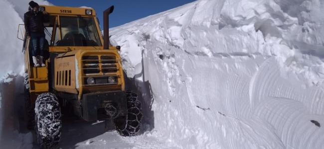 Bandipora-Gurez road to open for traffic after three days