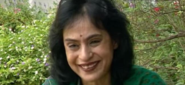 Gita Mehta declines to accept Padma Shri in election year