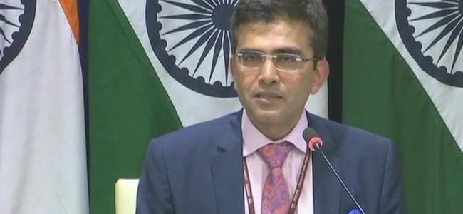 Pakistan not 'serious' about dialogue offer: India