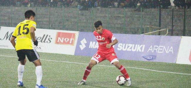 Real Kashmir beat Chennai City 1-0 for second time to remain in title hunt