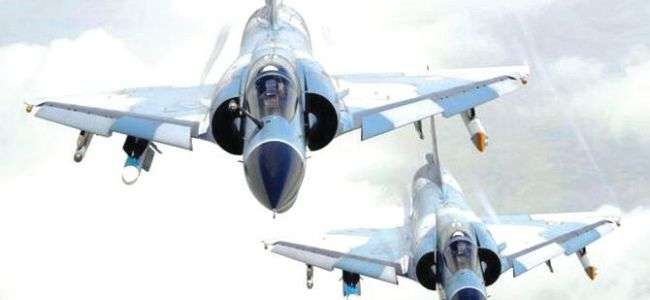 IAF to hold air show over Srinagar's Dal Lake on Sept 26