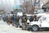 Encounter breaks out between militants and security forces in J-K's Baramulla