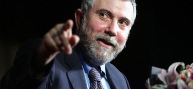 Global recession looming large; cautions Nobel Laureate Paul Krugman
