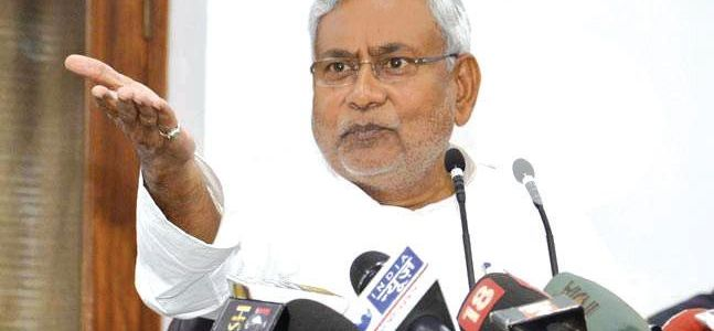 Nitish unanimously elected as leader of NDA in Bihar; to return as CM