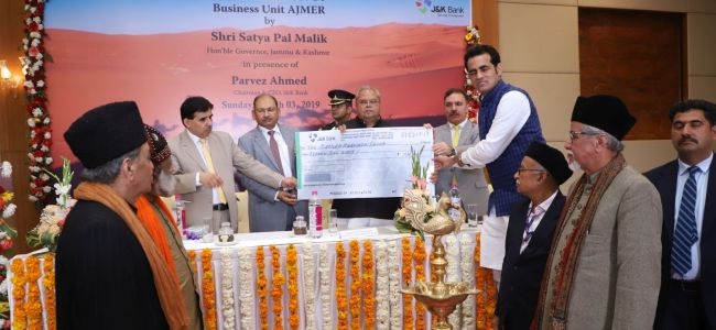 JK Bank planning to open more branches on the Pilgrim Circuit across country: Parvez Ahmed