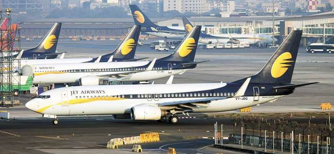 Non-payment hitting hard, flight safety at risk: Jet Airways'