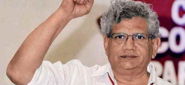 Sitaram Yechury's son dies of COVID-19 in Gurgaon hospital