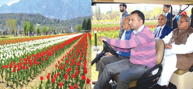 Governor Satya Pal Malik