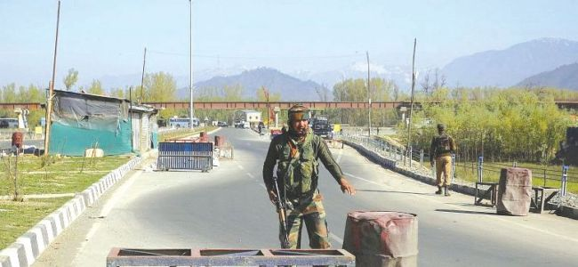 Highway blockade: Govt announces partial relaxations