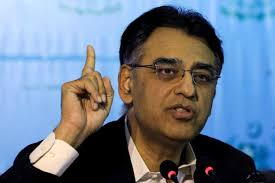 Pakistan's Finance Minister Asad Umar quits ahead of IMF deal