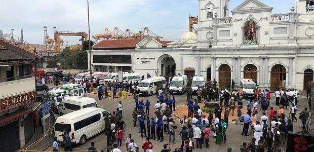 Lanka bombings: Mortal remains of 9 Indians repatriated