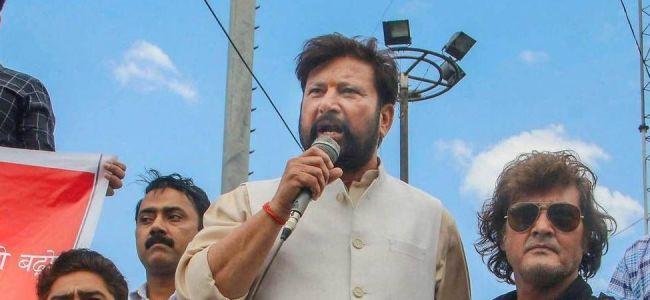 CBI quizzes former minister Lal Singh in land encroachment case