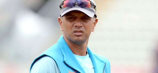 Rahul Dravid cannot vote in April 18 Lok Sabha elections