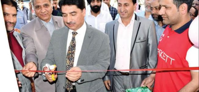 First off site ATM of State Co-operative Bank inaugurated