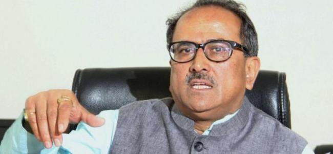 BJP leader Nirmal Singh's family continues construction near Army depot despite HC order: Officials