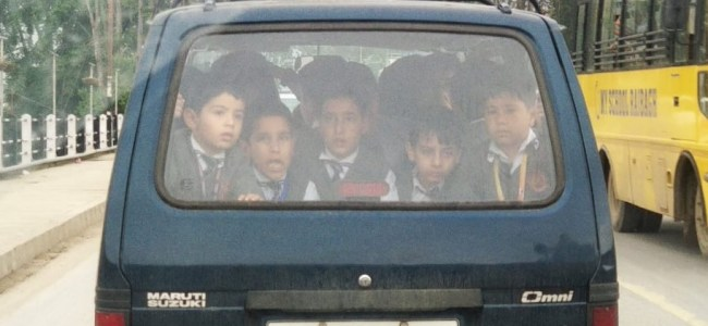 Off to school: Children to join classes after more than six months of holidays