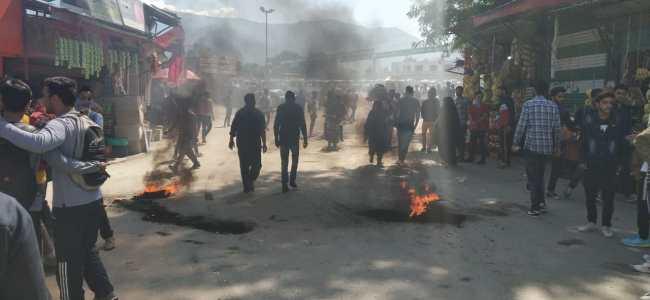 Sikh driver thrashed in Delhi, protests erupt in Tral
