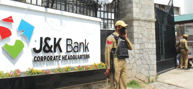 Govt will shield JK Bank, assures CS